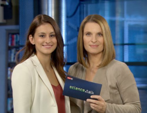 Interview Science Talk ORF 3