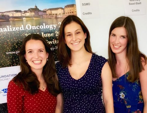 Happy to present our recent work at the Precision Oncology meeting in Basel!
